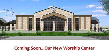 RCCG Dayspring Chapel new worship center